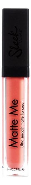 Купить Блеск для губ Matte Me 6мл: 035 Apricot Blooms, Sleek MakeUp
