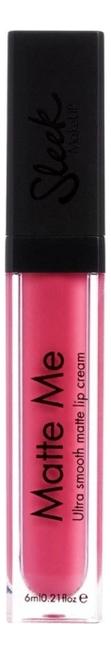 Блеск для губ Matte Me 6мл: 037 French Fancy блеск для губ matte me 6мл 1043 volcanic metallic