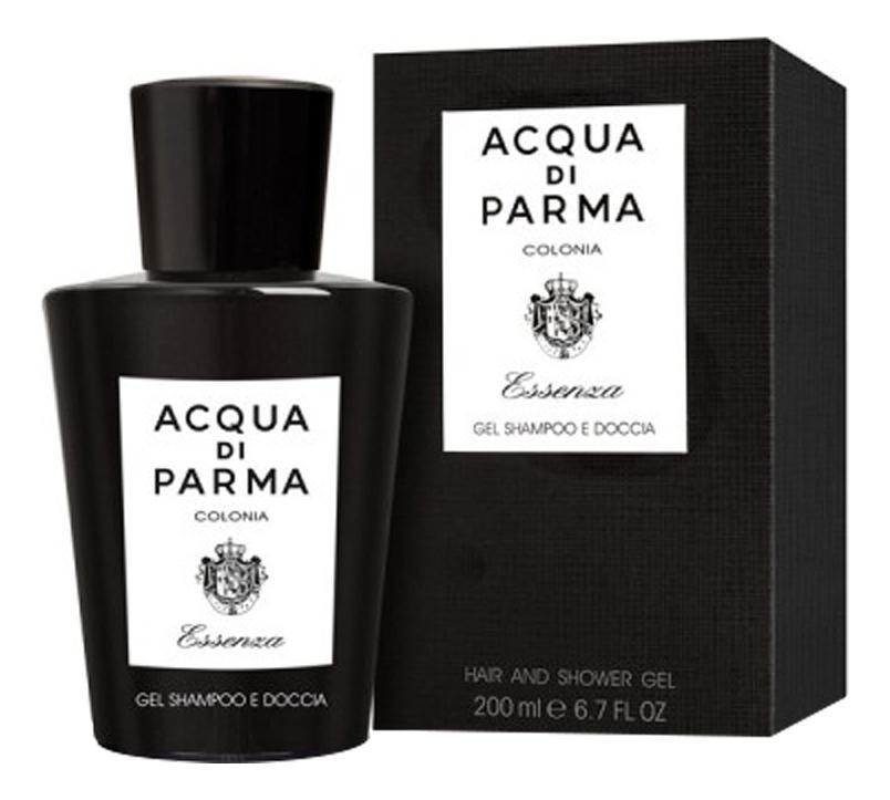 Купить Colonia Essenza: гель для душа 200мл, Acqua di Parma