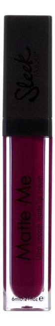 Купить Блеск для губ Matte Me 6мл: 1041 Vino Tinto, Sleek MakeUp