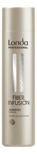 Купить Шампунь для волос Fiber Infusion Shampoo Keratin: Шампунь 250, Londa Professional