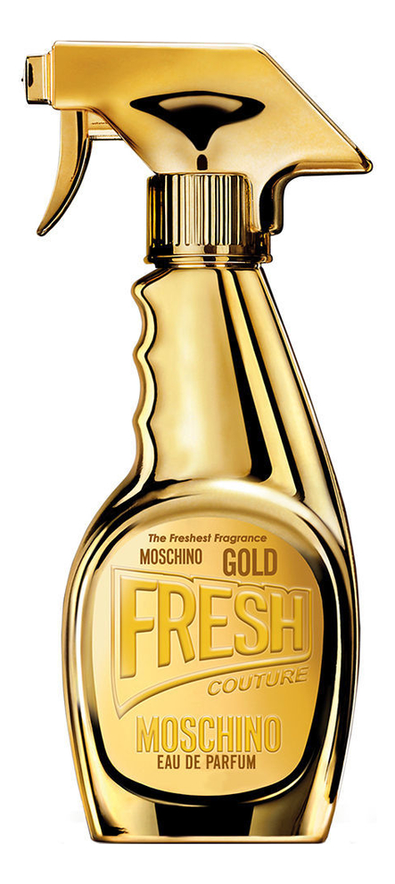 Moschino Gold Fresh Couture: парфюмерная вода 100мл тестер