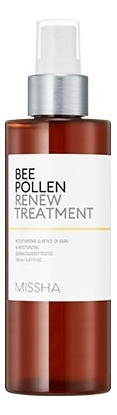 Фото - Обновляющий тоник для лица Bee Pollen Renew Treatment 150мл регенерирующий тоник для лица super aqua cell renew snail skin treatment 130мл