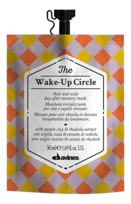 Купить Маска для волос The Wake-Up Circle: Маска 6*50мл, Davines
