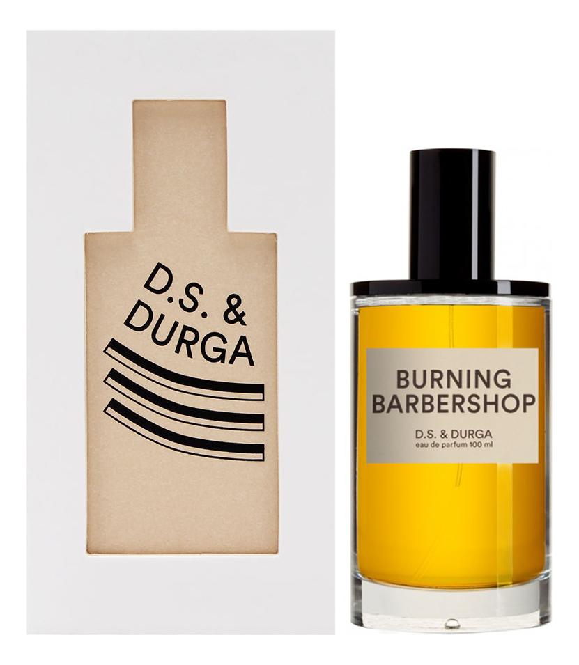 Купить Burning Barbershop: парфюмерная вода 100мл, D.S.& Durga