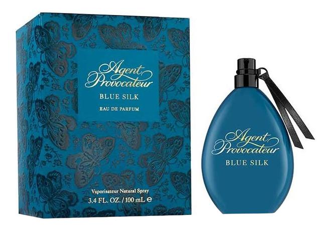 Blue Silk: парфюмерная вода 100мл