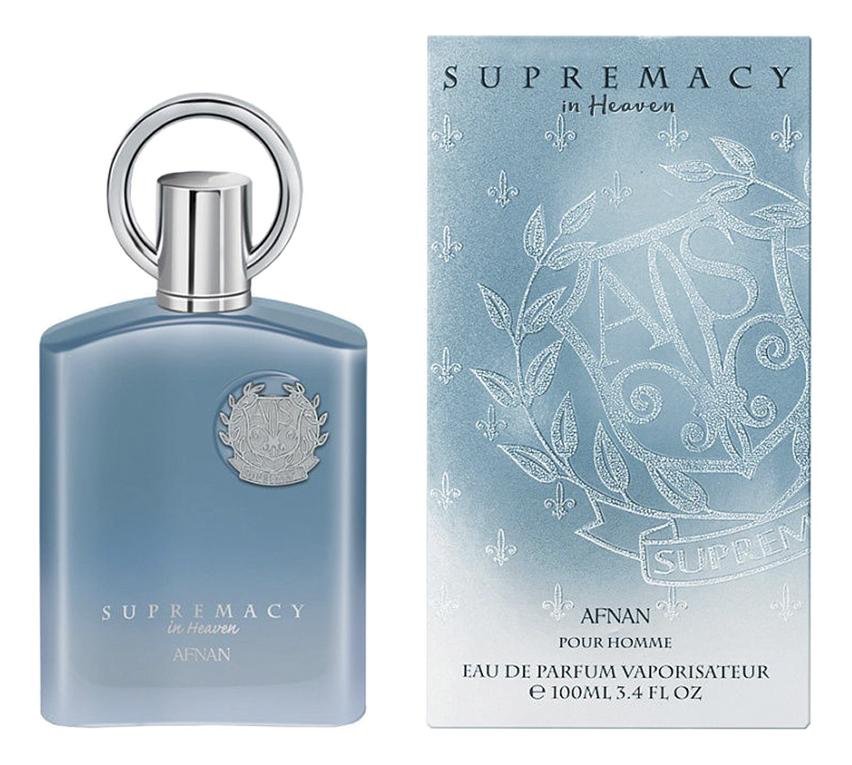 Supremacy In Heaven: парфюмерная вода 100мл недорого