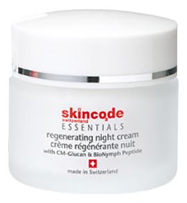 Восстанавливающий ночной крем для лица Essentials Regenerating Night Cream 50мл недорого
