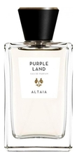 Eau D'Italie Altaia Purple Land