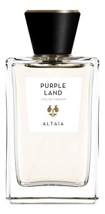Купить Eau D'Italie Altaia Purple Land: парфюмерная вода 100мл