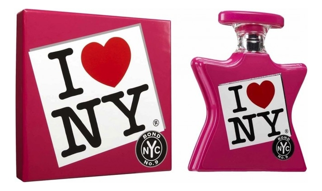 Bond No 9 I Love New York for Her: парфюмерная вода 100мл
