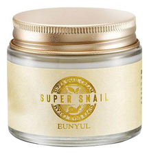 EUNYUL Крем для лица с муцином улитки Super Snail Cream 70мл