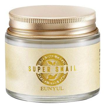 Крем для лица с муцином улитки Super Snail Cream 70мл недорого