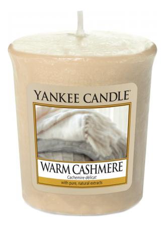 Ароматическая свеча Warm Cashmere: Свеча 49г