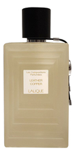Lalique Leather Copper