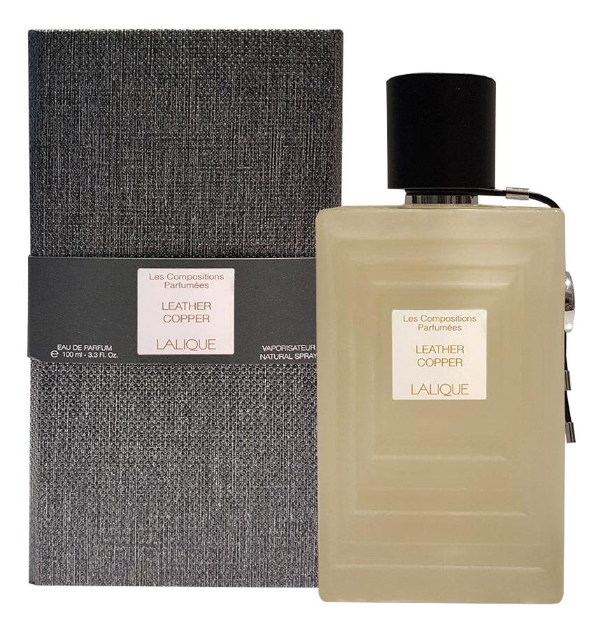 Lalique Leather Copper: парфюмерная вода 100мл lalique zamak парфюмерная вода 100мл