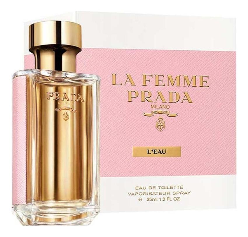 Купить La Femme Prada L'Eau: туалетная вода 35мл