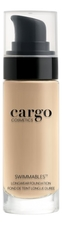 Cargo Cosmetics Тональная основа Swimmables Longwear Foundation 30мл