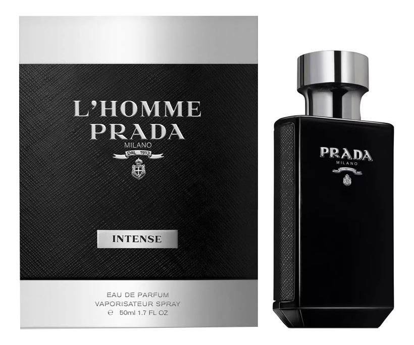 L'Homme Prada Intense: парфюмерная вода 50мл l homme prada intense парфюмерная вода 150мл