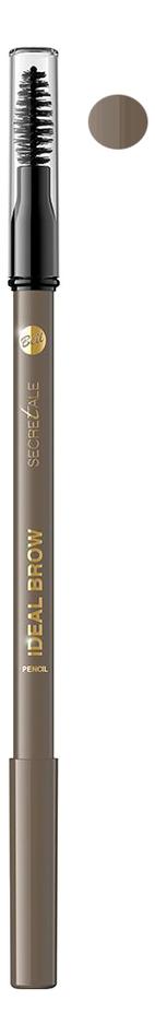Карандаш для бровей Secretale Ideal Brow Pencil 1г: No 01 универсальный карандаш для макияжа all purpose pencil 1г app04 deep