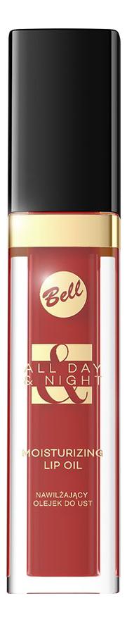 Купить Увлажняющее масло для губ All Day & Night Moisturizing 4г: No 02, Увлажняющее масло для губ All Day & Night Moisturizing 4г, Bell