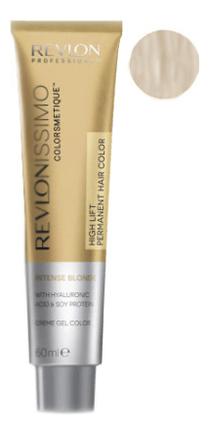 Купить Краска для волос Revlonissimo Colorsmetique Hair Color Intense Blonde 60мл: 1211-MN Пепельный, Revlon Professional