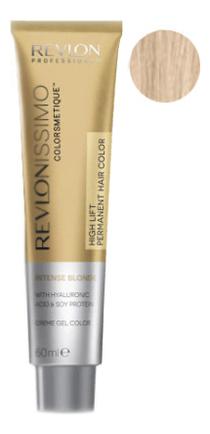 Фото - Краска для волос Revlonissimo Colorsmetique Hair Color Intense Blonde 60мл: 1232 Жемчужный краска для волос fruits wax pearl hair color 60мл no 99