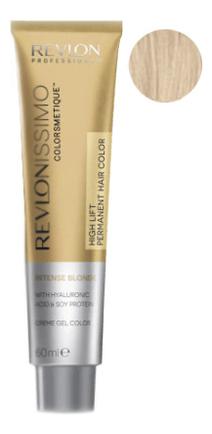 Купить Краска для волос Revlonissimo Colorsmetique Hair Color Intense Blonde 60мл: 1231 Бежевый, Revlon Professional