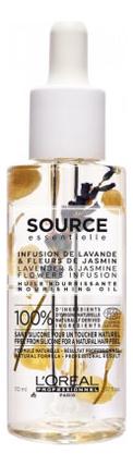 Питательное масло для волос Source Essentielle Lavender & Jasmine Nourishing Oil 70мл