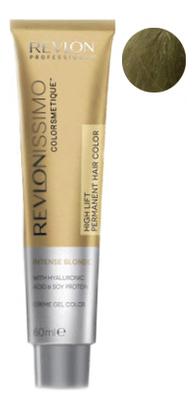 Краска для волос Revlonissimo Colorsmetique Hair Color Intense Blonde 60мл: 1217MN Серая бронза