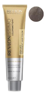 Купить Краска для волос Revlonissimo Colorsmetique Hair Color Intense Blonde 60мл: 1222MN Переливающийся, Revlon Professional