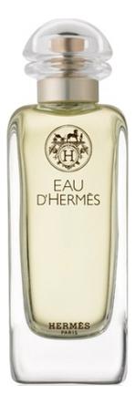 Hermes Eau D'Hermes: туалетная вода 100мл тестер charriol infinite celtic туалетная вода тестер 100 мл