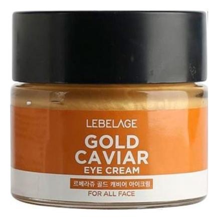 Крем для области вокруг глаз с экстрактом икры Gold Caviar Eye Cream: Крем 70мл la prairie skin caviar liquid eye lift сыворотка для области вокруг глаз с икорным экстрактом