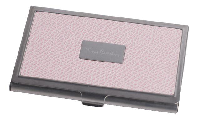 Визитница в металлическом корпусе PC1139 Pink