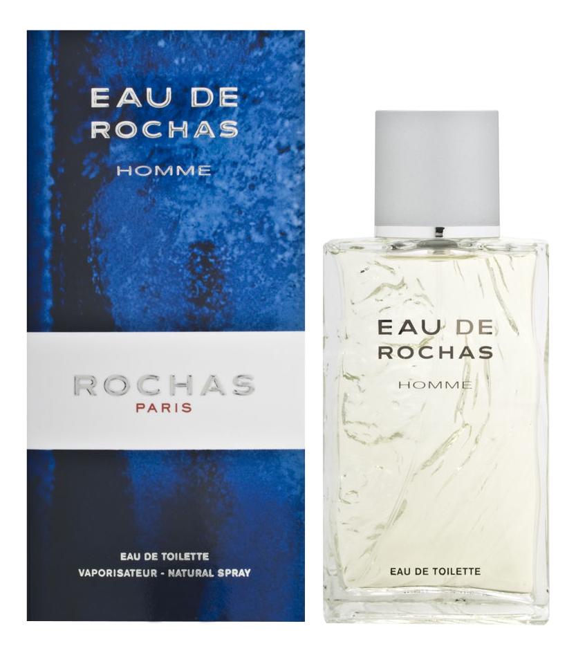 Купить Rochas Eau de Rochas Homme: туалетная вода 50мл