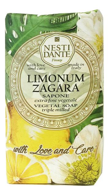 цена на Мыло Limonum Zagara 250г (лимонный цветок)