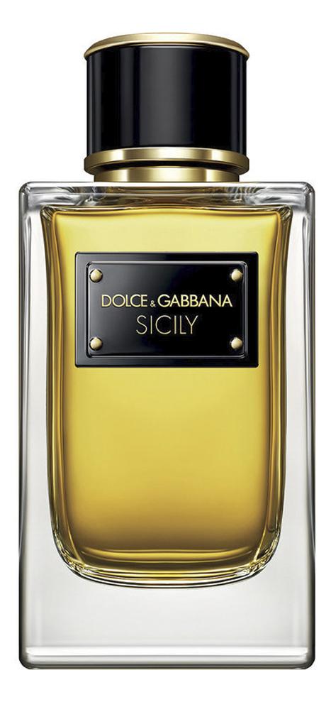 Velvet Sicily: парфюмерная вода 2мл dolce gabbana velvet sicily туалетные духи 50 мл