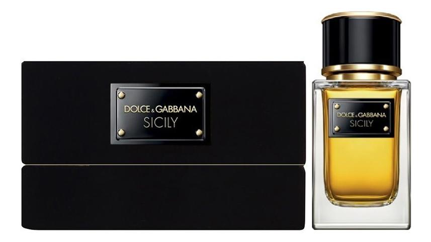 Dolce Gabbana (D&G) Velvet Sicily: парфюмерная вода 50мл