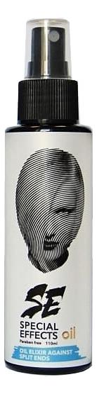 Масло-эликсир для кончиков волос Special Effects Oil Elixir Against Split Ends 110мл