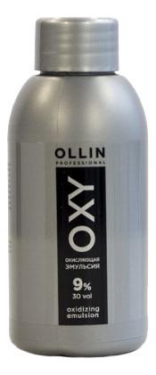 Фото - Окисляющая эмульсия для краски Color Oxy Oxidizing Emulsion 90мл: Эмульсия 9% кремообразная окисляющая эмульсия с маслом кокоса и пантенолом oxy active 150мл эмульсия 3%