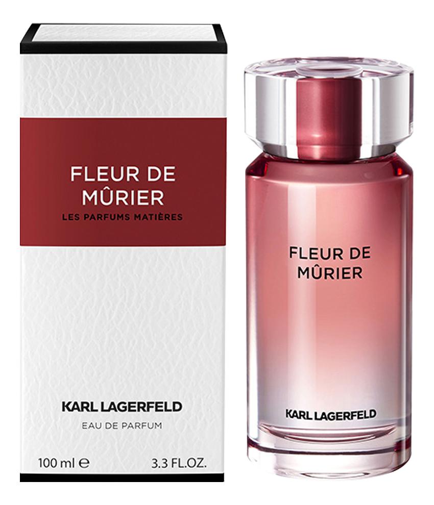 Купить Fleur De Murier: парфюмерная вода 100мл, Karl Lagerfeld