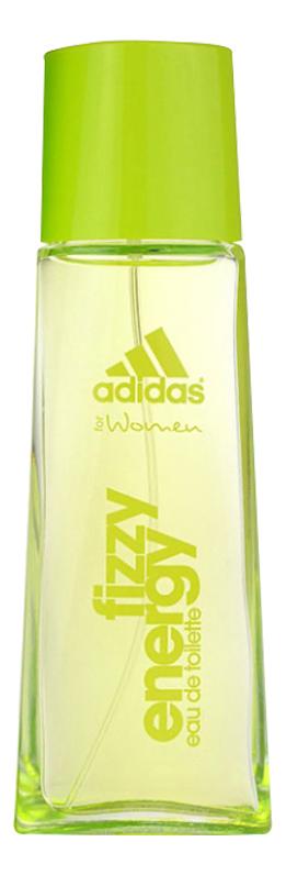 Adidas Fizzy Energy: туалетная вода 50мл тестер alyssa ashley fizzy туалетная вода 50мл
