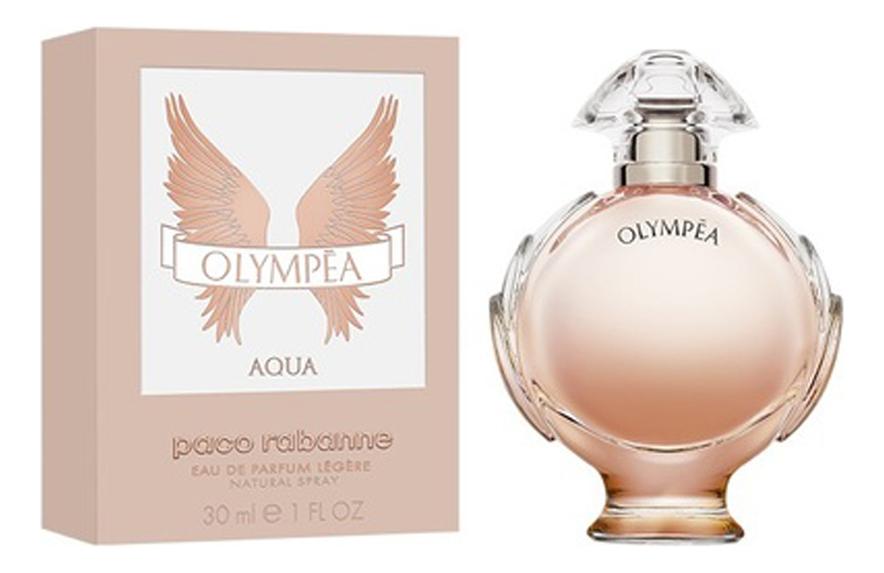 Фото - Olympea Aqua Eau De Parfum Legere: парфюмерная вода 30мл парфюмерная вода paco rabanne olympea onyx 80 мл
