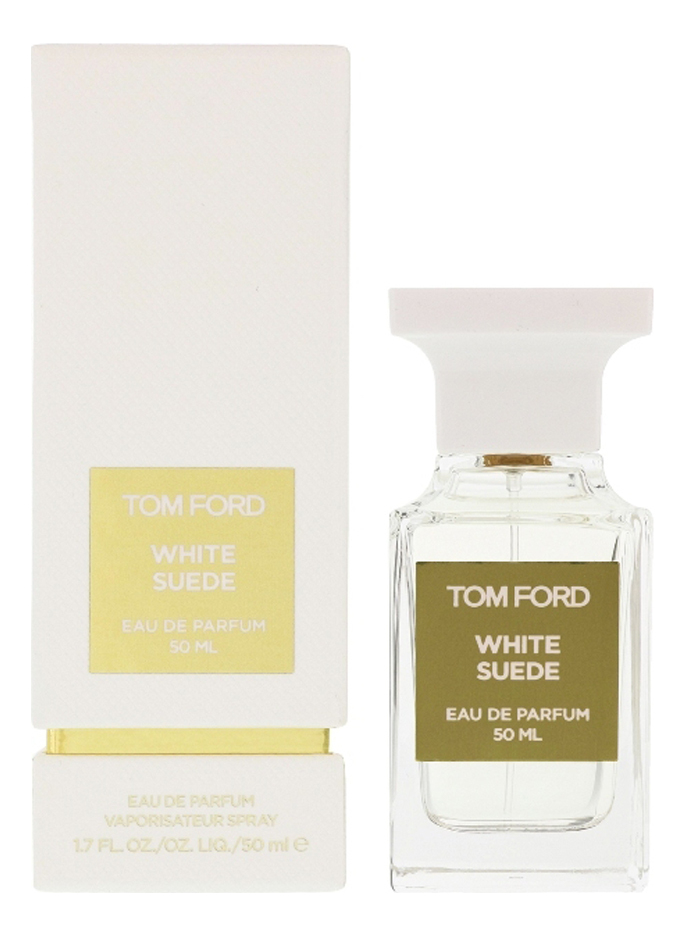 Фото - Tom Ford White Suede: парфюмерная вода 50мл tom ford fougere d'argent парфюмерная вода 50мл