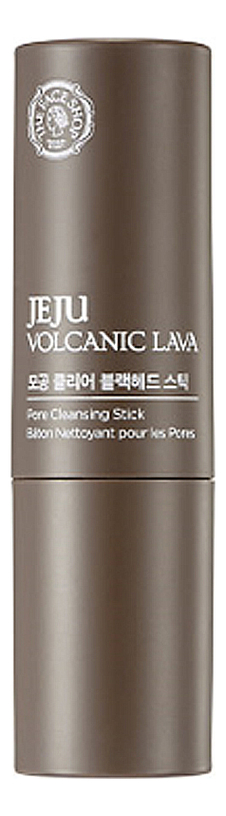 Стик для очищения пор Jeju Volcanic Lava Pore Clear Blackhead Stick 15г