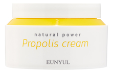 EUNYUL Крем для лица с экстрактом прополиса Natural Power Propolis Cream 100мл