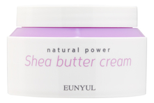 EUNYUL Крем для лица с маслом ши Natural Power Shea Butter Cream 100мл