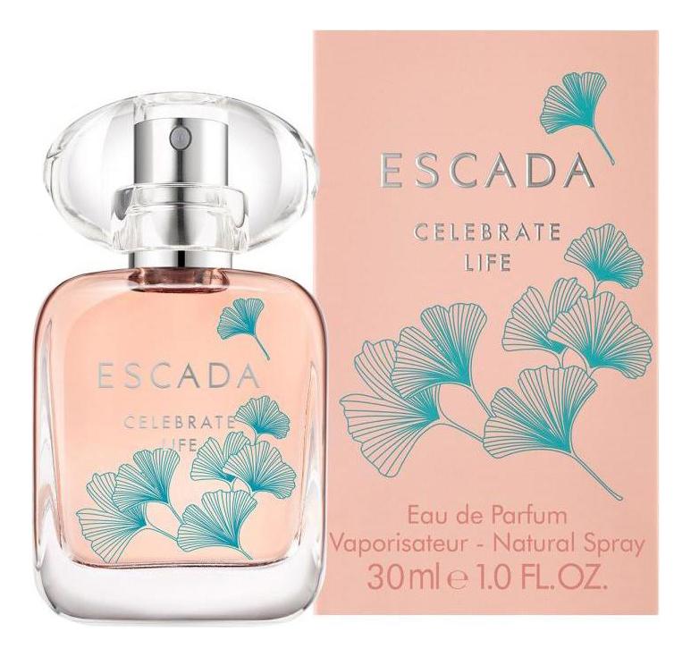 Escada Celebrate Life: парфюмерная вода 30мл парфюмерная вода escada celebrate life 30 мл