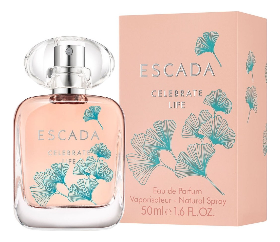 Фото - Escada Celebrate Life: парфюмерная вода 50мл escada collection 2003 парфюмерная вода 50мл