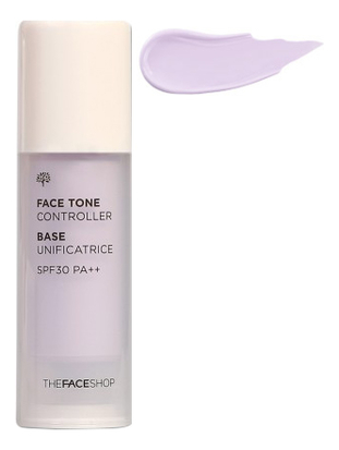 База под макияж Face Tone Controller SPF30 PA++ 35г: 02 For Sallow And Dull Skin